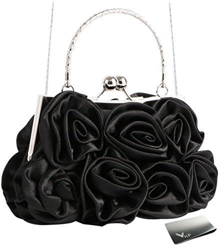 Clasp closure handbag _image3