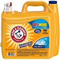 Arm & Hammer Clean Burst Liquid Laundry Detergent (210oz, 140 loads)
