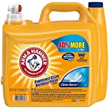 Arm & Hammer Liquid Laundry Detergent, 140 loads Clean Burst 210 Fl Oz