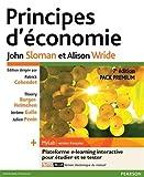 Principes d'économie 7e édition - Livre en français + MyLab en français
