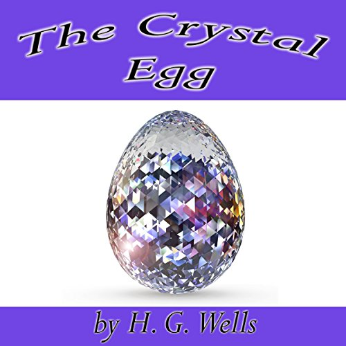 The Crystal Egg audiobook cover art