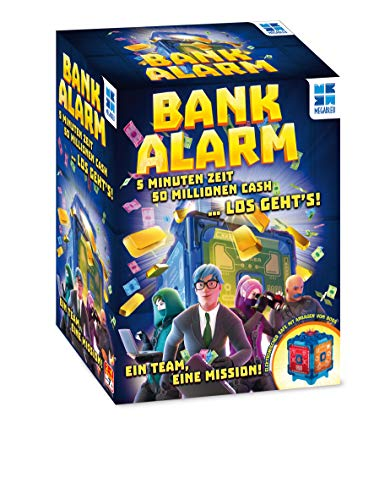 Megableu -   Bank Alarm