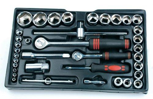 Brüder Mannesmann M29066 Bestückte Werkzeugbox, 155-tlg - 4