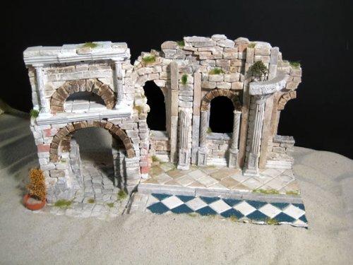 250 rechteckige Ruinen-Bausteine für Krippenbau und andere - 7