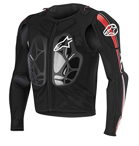 ALPINESTARS Jacket Bionic Pro Black / Red M Medium