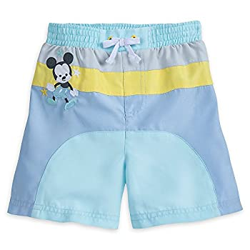 Disney Mickey Mouse Swim Trunks for Baby Size 6-9 MO