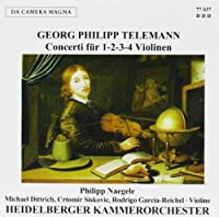 Telemann: Concerto for 1