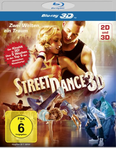 StreetDance 3D [3D Blu-ray] [Deluxe Edition] [Deluxe Edition]
