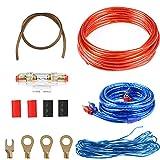 Car Audio Subwoofer Amplificador Altavoz Instalación Cable,
