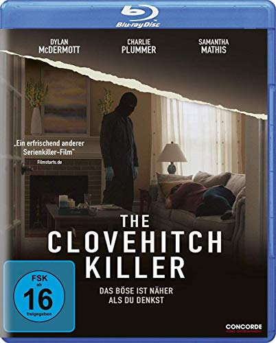 The Clovehitch Killer [Blu-ray]