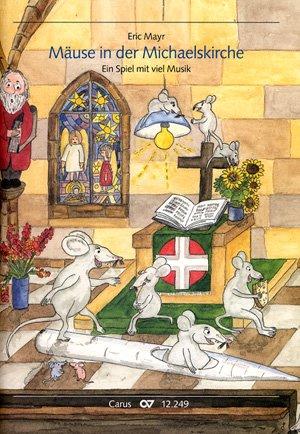 Mayr: Mäuse in der Michaelskirche. Partitur