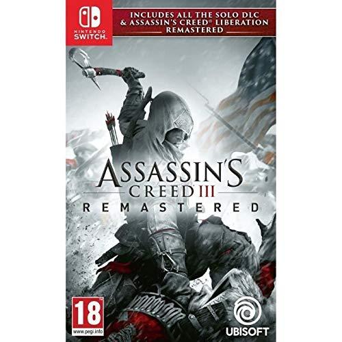 Assassin's Creed 3 + Assassin's Creed Liberation Remaster [Importación francesa]