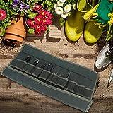 CHICIRIS Bonsai Tool Set, 6pcs Multifuncional Bonsai Plant Tree Scissors Trimming Set de Herramientas de Corte con Bolsa de Almacenamiento