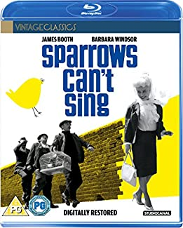 Sparrows Can't Sing - Digitally Restored