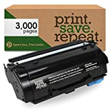 Print.Save.Repeat. Lexmark 55B1000 Remanufactured Toner Cartridge for MS331, MS431, MX331, MX431 [3,000 Pages]