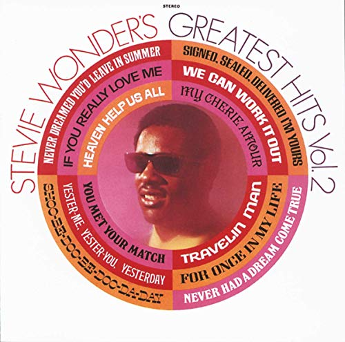 Stevie Wonder's Greatest Hits, Vol.2
