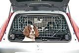 Speedwellstar - Dog Guard Universal Car Headrest Travel Mesh Grill Pet Safety Barrier Adjustable Rear Boot Seat