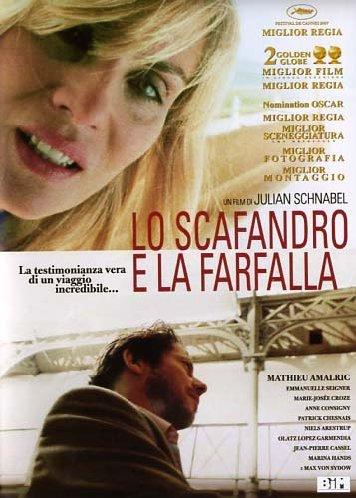 Lo Scafandro E La Farfalla  [Italia] [DVD]