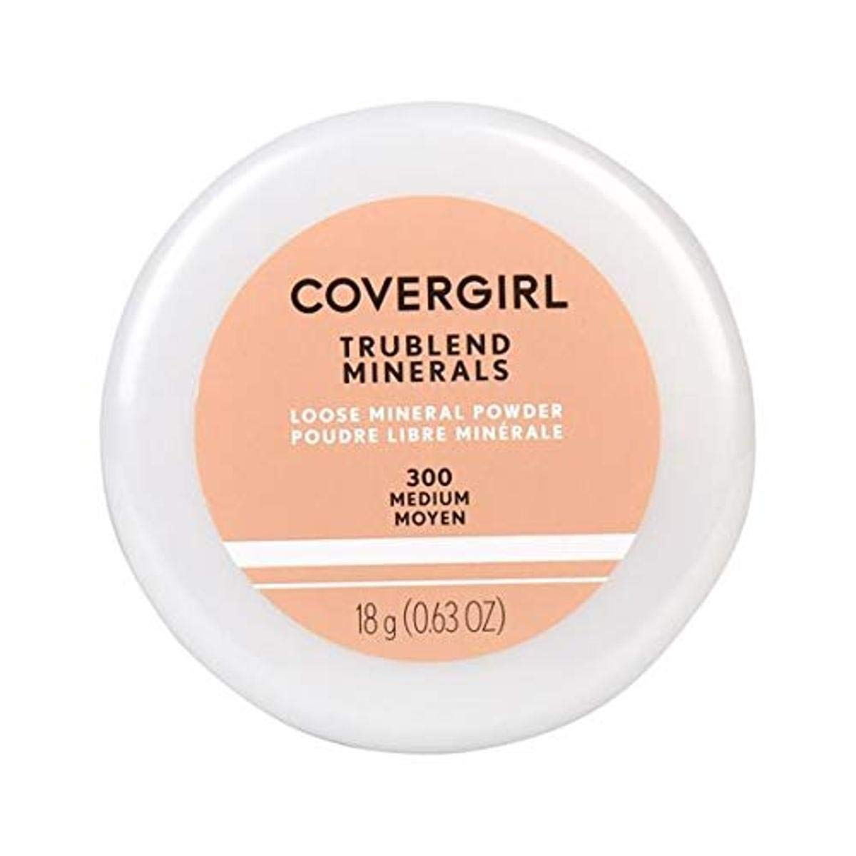 Max 67% OFF Our shop OFFers the best service COVERGIRL truBLEND Mineral Powder Loose