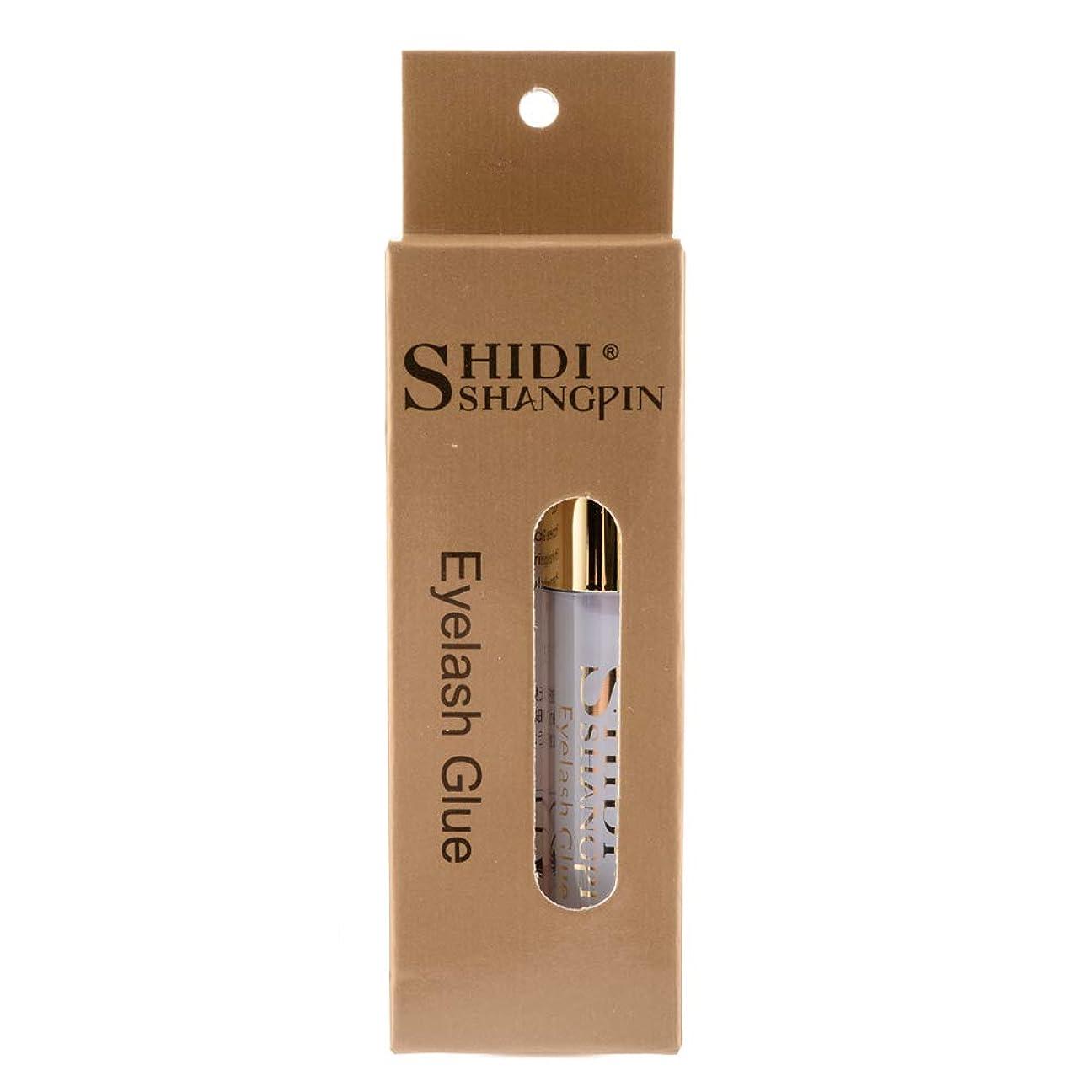 制限された甘味ラフトSHIDI SHANGPIN つけまつげ接着剤 超強力タイプスーパーフィット乳白色 5g