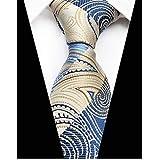 CSXM Krawatte8cm Seidenkrawatten Mens Neck Tie Floral Plaid Striped Krawatten für Männer Hochzeitsanzug Business Party-BB