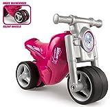 Smoby–Correpasillos Moto Rosa, 770113