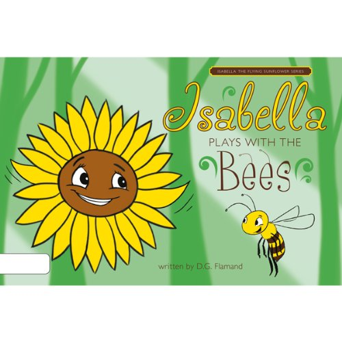 Isabella Plays With the Bees cover art