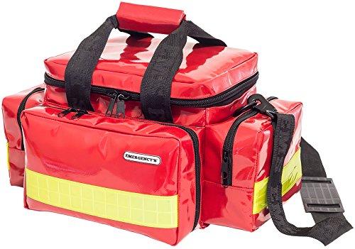 ELITE BAGS LIGHT BAG Notfalltasche ohne Inhalt (verschiedene Varianten) (rot -Plane-)