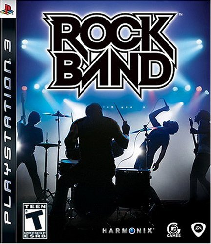 Rock Band Game Only PS3