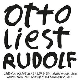 Otto liest Rudolf Titelbild