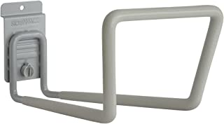 StoreWALL Heavy Duty Utility Hook with CamLok for Use on Slatwall Panels