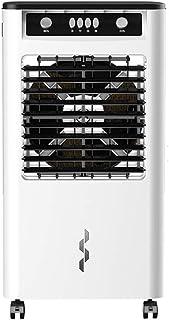 XSJZ Air Ice Cooler, Refrigerador Portátil Portátil Refrigerado por Agua con Ventilador Eléctrico fdor Enfriador de Aire Doméstico Refrigerado por Agua Enfriador Portátil Aire Acondicionado