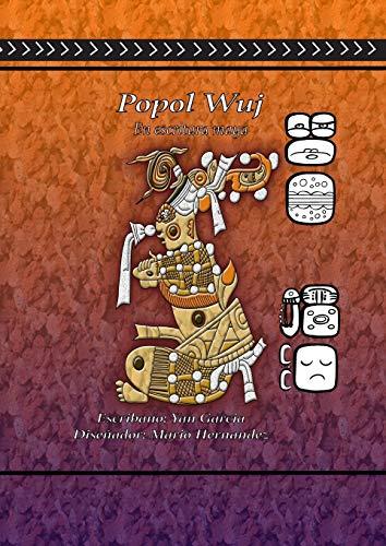 Popol Vuh en Escritura Maya