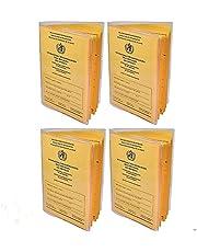 Funda para cartilla de vacunación, 13,5 cm x 18,5 cm, funda protectora para carnet de vacunación