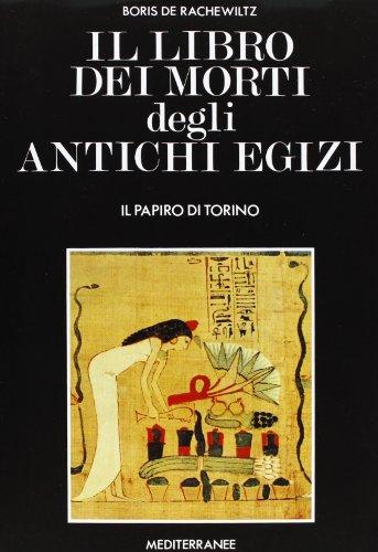 Il libro dei morti degli antichi egizi