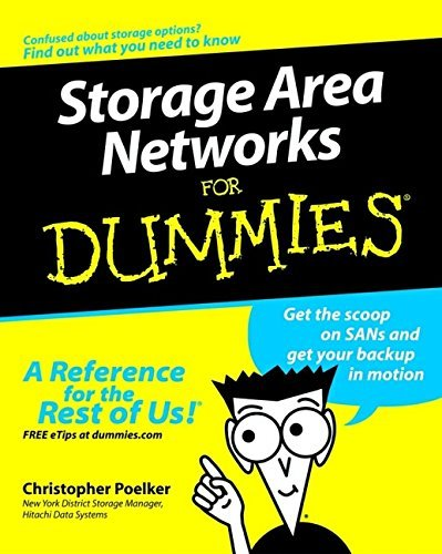 storage area networks for dummies - 2