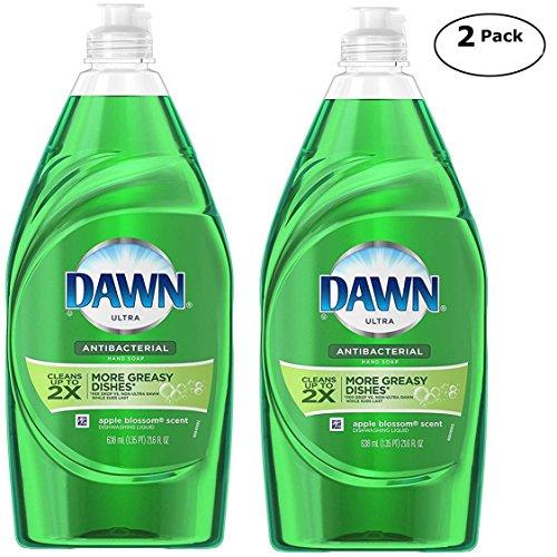 Dawn Soap, Blue, 21.6 Fl Oz , Pack Of 2