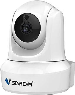 「C29WIP」C29 100万画素 防犯カメラ VStarcam WiFi 無線 クラウド MicroSD録画 屋内用 監視 ネットワークカメラ PSE 技適 宅配便 K&M