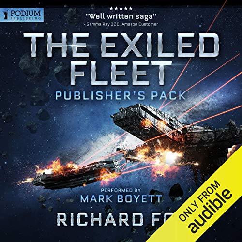 Exiled Fleet: Publisher's Pack (Books 1-2)