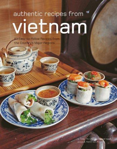 Authentic Recipes from Vietnam (Authentic Recipes Series)