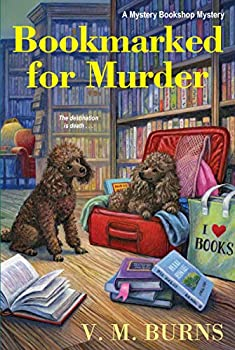 Bookmarked for Murder  Mystery Bookshop Book 5