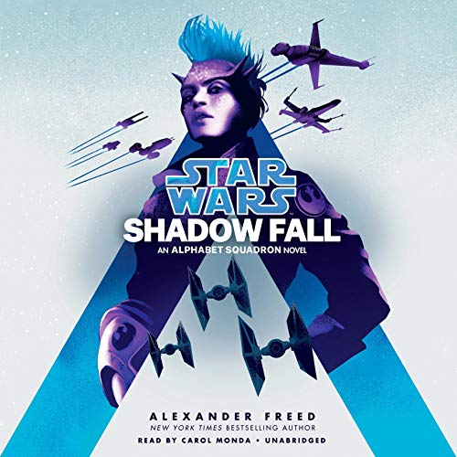 Shadow Fall (Star Wars)  By  cover art