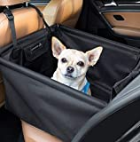Hunde Autositz LIONSTRONG - Einzelsitz für die Rückbank