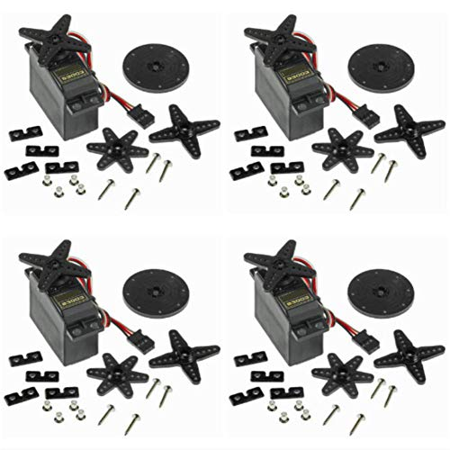 Amazon.com - Futaba S3003 Standard Servo (4 pieces)