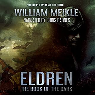 Eldren: The Book of the Dark audiobook cover art
