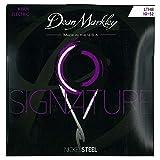 Dean Markley 2504B - Juego de cuerdas para guitarra eléctrica de acero de níquel, .010-.052