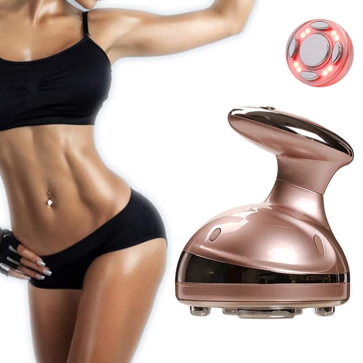 スケッチ脱走階層脂肪を除去するポータブル整形機械整形装置および超音波システムは腕の腹部の下であなたの足を形づける