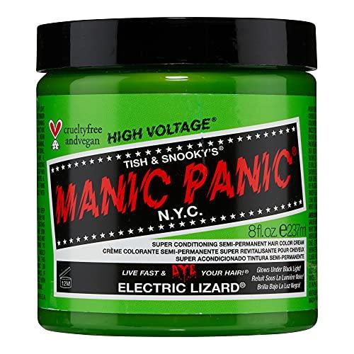 MANIC PANIC Electric Lizard Hair Dye Classic 8oz