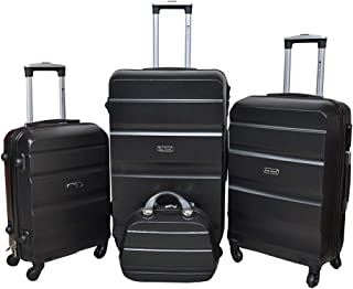 NEW TRAVEL Luggage set 4 pieces size 28/24/20/14 inch 0144/4p