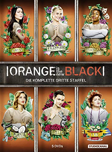Orange is the New Black - Staffel 3 (5 DVDs)